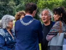 Burgemeester Potters betuigt spijt dat hij plank missloeg bij Indië-herdenking in De Bilt