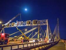 A50 over de Waal na zeven jaar verbreden en brug bouwen eindelijk klaar