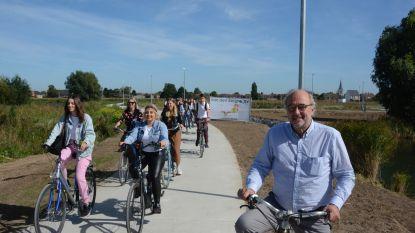Nieuwe veilige fietsverbinding als alternatief voor drukke N70