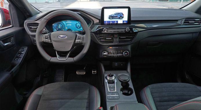 De moderne auto bevat steeds meer slimme hulpjes, maar de automobilist gebruikt ze nauwelijks