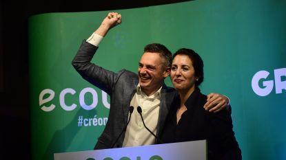 ECOLO scheert hoge toppen in Wallonië en Brussel, PS en MR krijgen klappen
