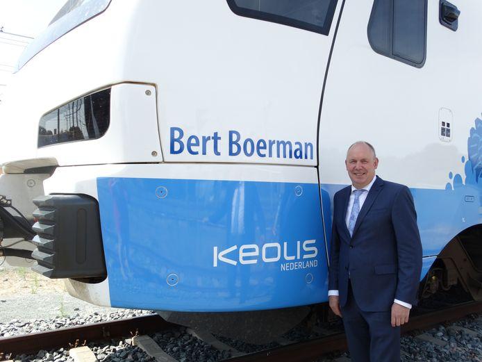 Eerder kwam de aanbesteding al in opspraak toen Boerman een trein naar zichzelf kreeg vernoemd.