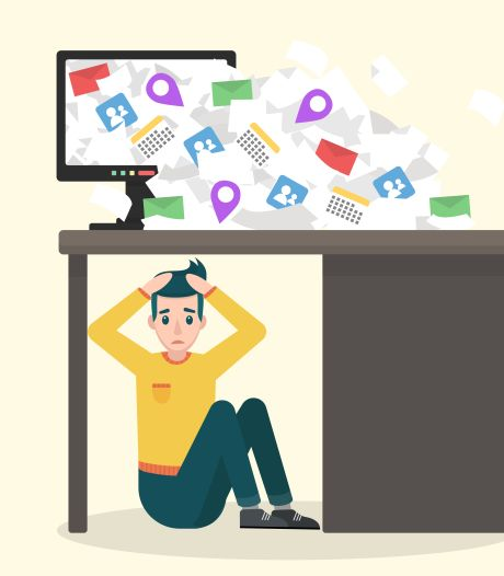 Ruim 2 miljoen mensen kunnen stroom mails en berichten niet aan