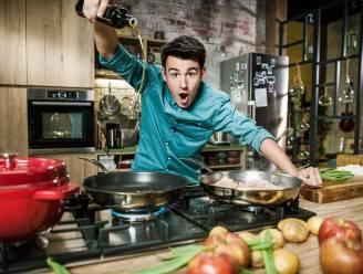VTM-chef Loïc Van Impe (27) onthult zijn zes horecatips in takeawaytijden