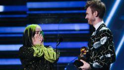 Reactie van Billie Eilish op grote winst bij Grammy Awards veroorzaakt hevige discussie