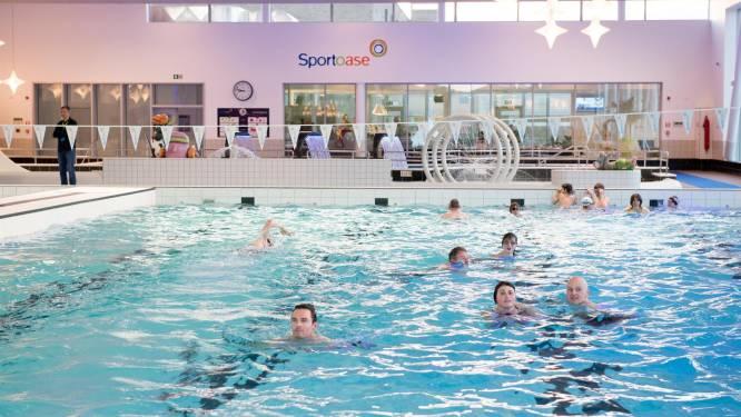 Zwemmen kan weer bij Sportoase in Oudenaarde, maar wel op reservatie