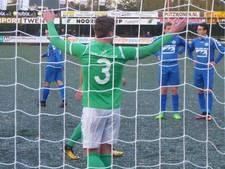 Tien man HSC'21 ten onder tegen Westlandia