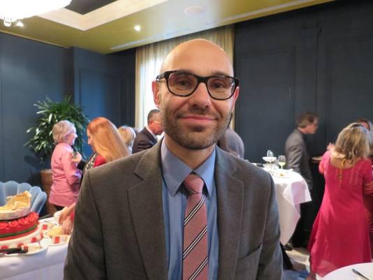 Ambassadeur Marcin Czepelak