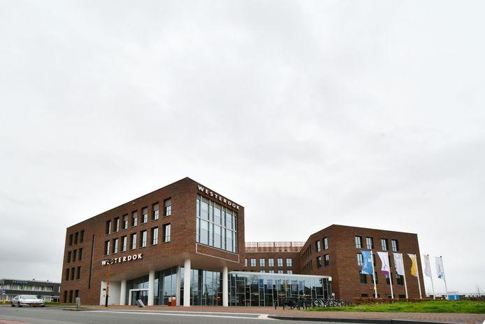 De ggz-instelling Westerdok van Dimence in Almelo.