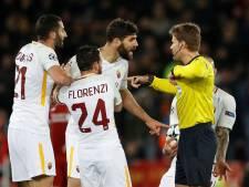 'AS Roma gaat gevecht nog aan voor finaleplaats'