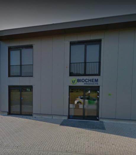 Biochem Products in Enter breidt uit én neemt extra personeel aan