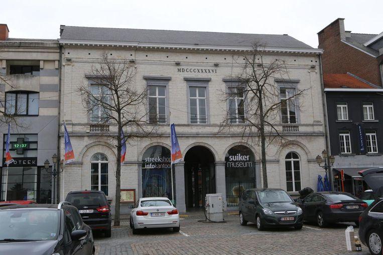 Het voormalige Suikermuseum