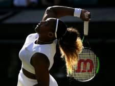 Serena Williams se ressaisit et passe