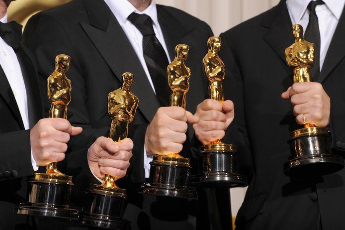 Foto ter illustratie. De Oscars worden vanavond weer uitgereikt in Los Angeles.
