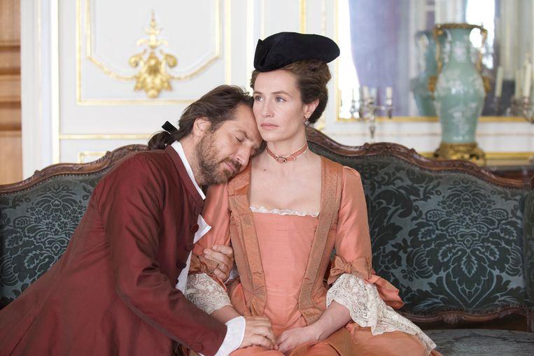 Filmstill uit Mademoiselles de Joncquières. Beeld