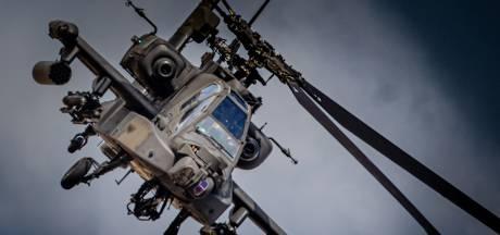 Werkstraf geëist tegen man (21) die Apachepiloot verblindde met laserpen