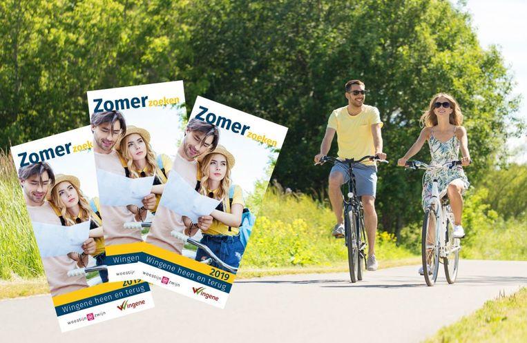 Voor het zevende jaar op rij wordt er een zomerzoektocht georganiseerd in Wingene.