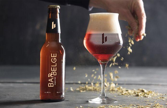 Bar Belge, het bier uit Zedelgem.