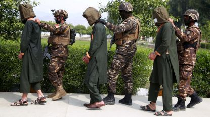 Vrijlating talibanstrijders loopt vertraging op