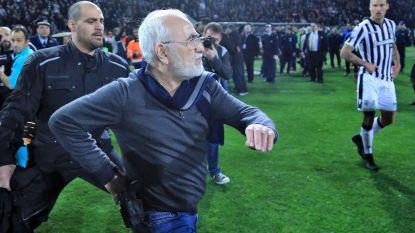 Na het 'revolverincident': buitenlandse refs leiden voortaan Griekse clash, straks ook Belg?