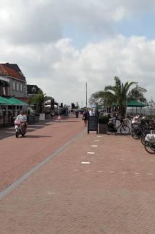 Houdt boulevard Harderwijk in de weekenden in de winter autovrij