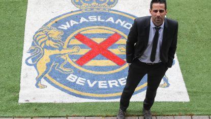 """Yannick Ferrera nieuwe trainer van Waasland-Beveren: """"Ik ben hier niet weg na zes maanden"""""""