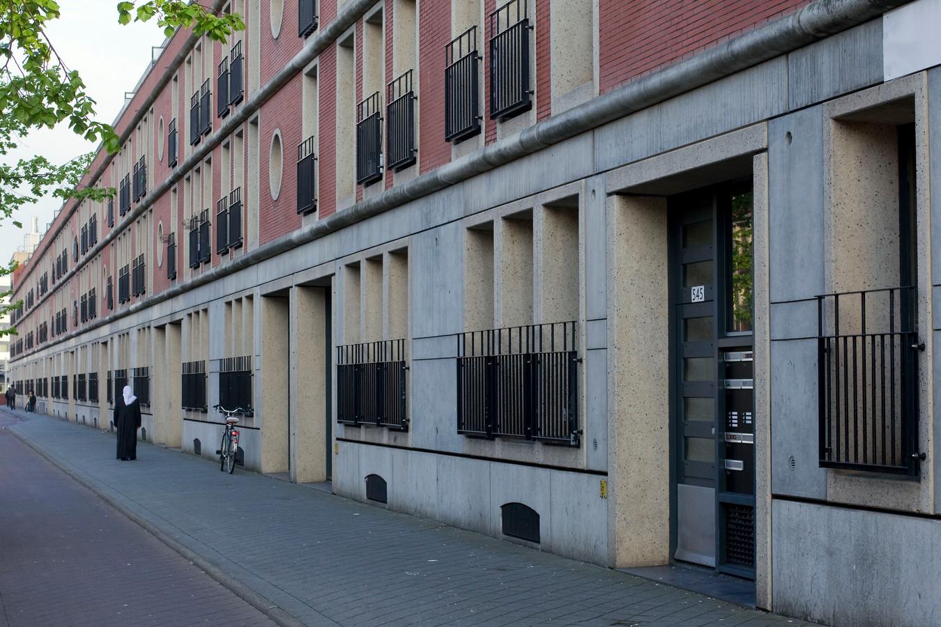 Sociale huurwoningen in Amsterdam.