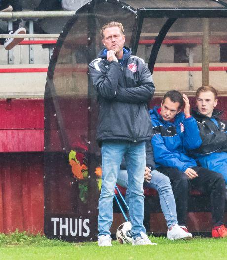 Peter Jansen kan vierde jaar tegemoet zien bij Reünie
