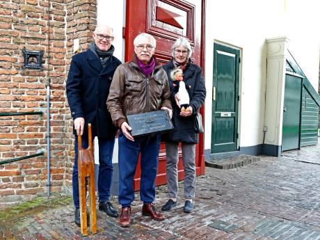 Meisjes achter slot en grendel in Montfoort