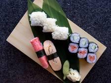 Het loopt storm bij het nieuwe Sushi 81 Nijverdal