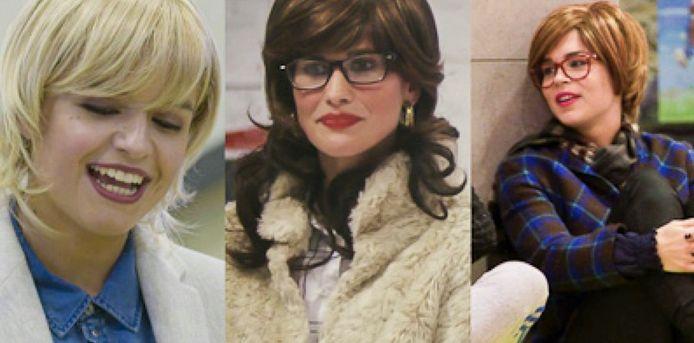 Herkent u deze drie meisjes?