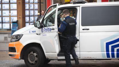 Tot 2.400 euro boete en 5 jaar cel voor wie spuwt naar politie