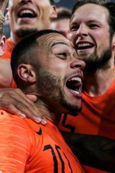Fotoserie | De succesvolle groepsfase van Oranje in de Nations League