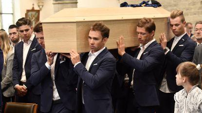 Emotioneel en massaal afscheid van Michael Goolaerts (23)