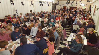 Zangkoor Valeiriaan viert dertigste verjaardag met 'café chantant'