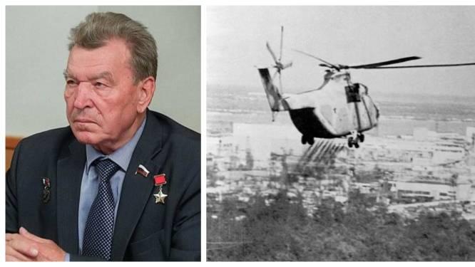 Helikopterpiloot die Tsjernobylbrand in 1986 hielp blussen, bezwijkt aan corona
