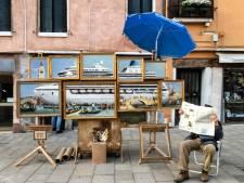 Quand Banksy dénonce le tourisme de masse à Venise
