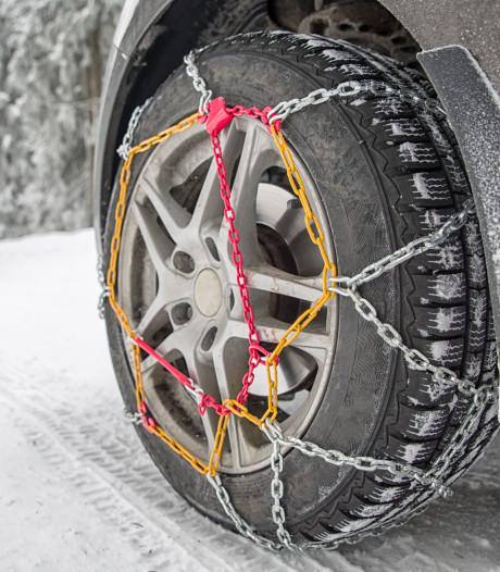 Moeten sneeuwkettingen verplicht mee op wintersport?