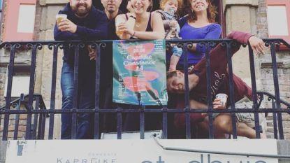Cirque Constance: 15de en laatste keer kermis in Kaprijke