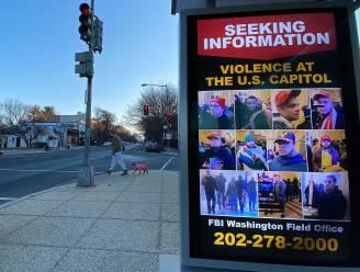 FBI heeft meer dan 400 verdachten van bestorming Capitool in vizier