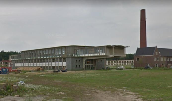 Het Kantinegebouw.