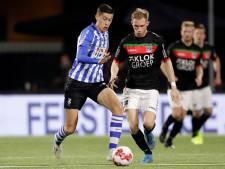 Vrienden Idzes en Janssen lichtpuntjes bij kansloos FC Eindhoven: 'Dit kan echt niet'