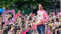Duizenden fans juichen roze Dumoulin toe bij huldiging in Maastricht