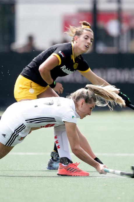 Den Bosch onttroond: hockeysters Amsterdam pakken de landstitel