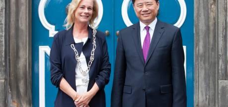 Vermeulen de 'eerste' voor Chinese ambassadeur