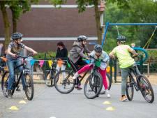 Jeugdig Ede fietst zich warm voor NK wielrennen