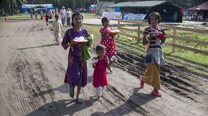 Zeventien landen op conferentie over Rohingya-vluchtelingen in Bangkok