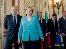Een gezellig familieportret op de G7, maar niet heus