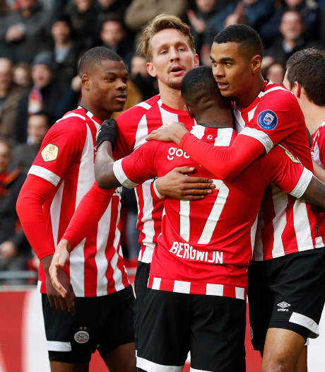 PSV via oefenduel met VfL Wolfsburg de Champions League in