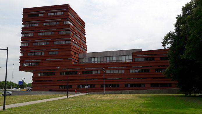 Het gemeentehuis van Waalwijk